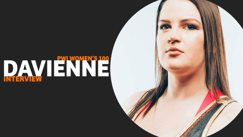 PWI Women's 100 Interview Series: #81 Davienne