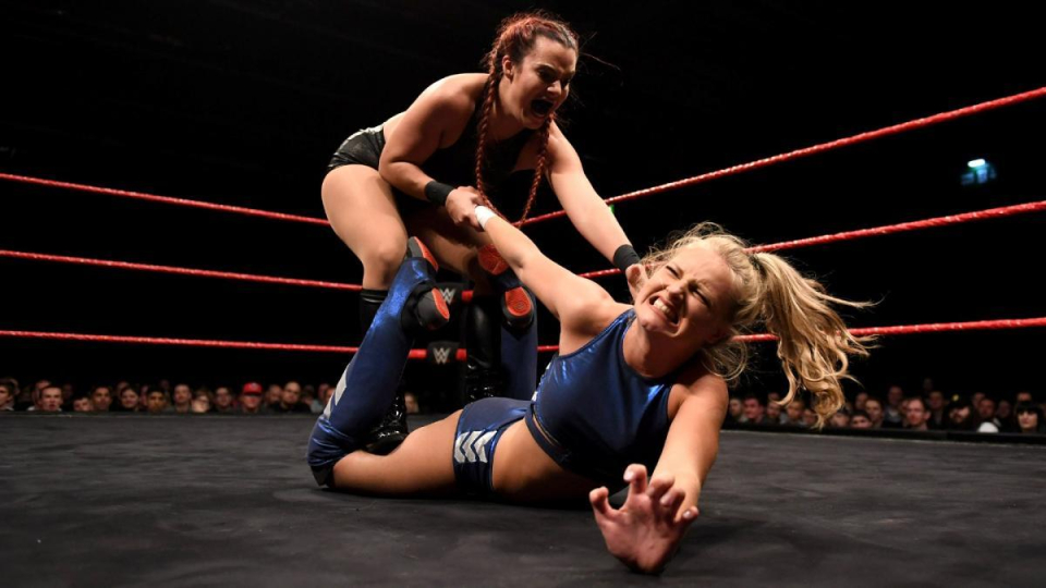 Millie McKenzie reportedly signs with NXT UK