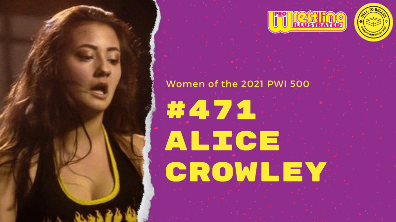 Women of the 2021 PWI 500: #471 Alice Crowley