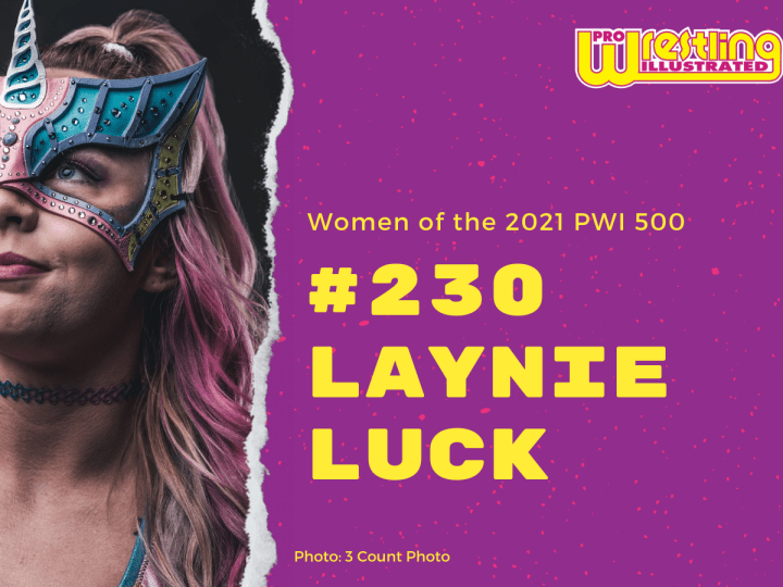 Women of the 2021 PWI 500: #230 Laynie Luck