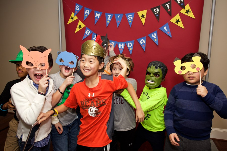 video game birthday party Pokemon Game Birthday Party  The Basement