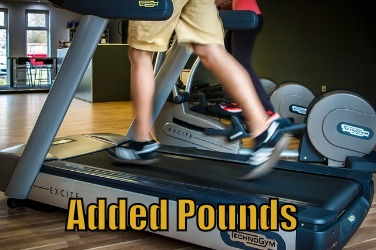 added pounds