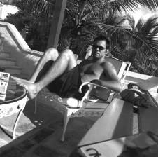 Chris, King recording sessions, Bahamas