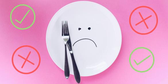 דיאטת הפודמאפ / FODMAP – הדיאטה שתעזור לכם להתמודד עם המעי הרגיז (IBS)