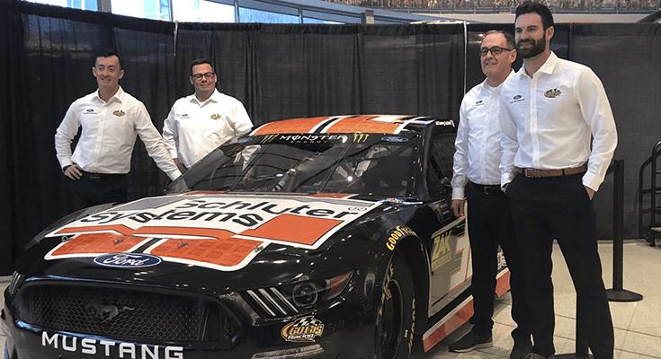 oldest current nascar drivers 2018