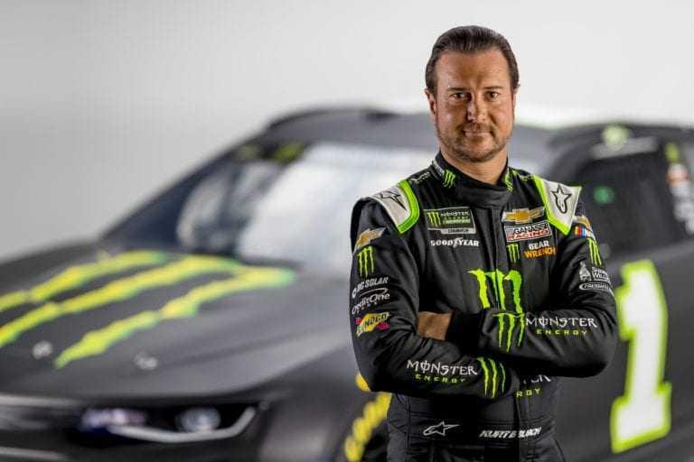 Kurt Busch Joining Chip Ganassi Racing: 2019 NASCAR Driver Changes