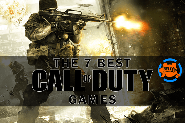 Ranking the Top 7 Best Call of Duty Games | Belly Up eSports
