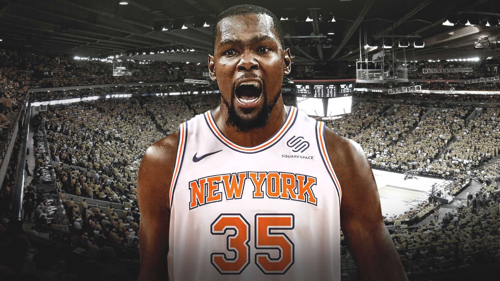 0d9a32f20860 Why Kevin Durant Should Join The Knicks This Summer
