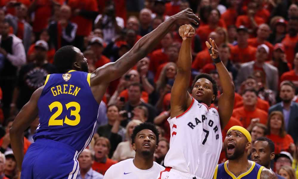 Nba Finals Game Six Warriors Look To Force A Game 7 Belly Up Sports