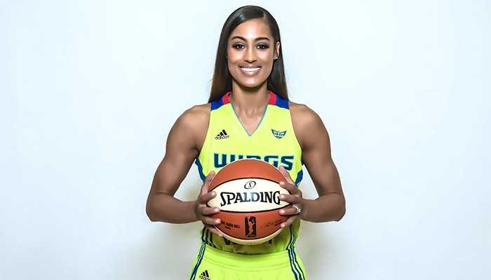 Collage Poster WNBA Skylar Diggins