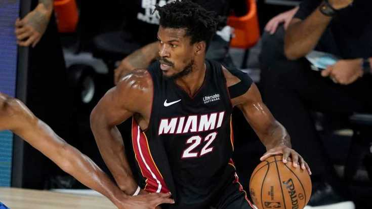 Nba Playoffs Daily Roundup Jimmy Butler Takes Over Game 1