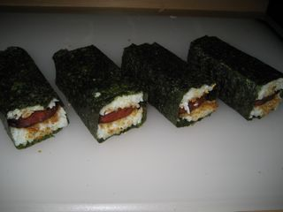 Musubi finished