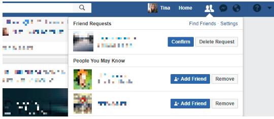 Pending Facebook Friend Requests - Facebook Friend Requests Sent