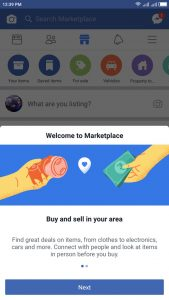 How to Add Marketplace to Facebook This Year 2021 - Facebook Marketplace Buying Selling