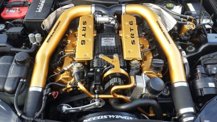 The 2005 Chrysler Crossfire SRT6: An Absolute Powerhouse