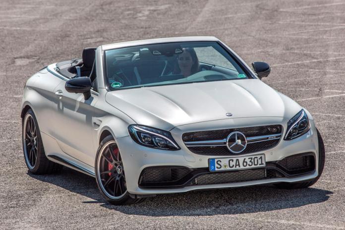 Mercedes-AMG C63 features
