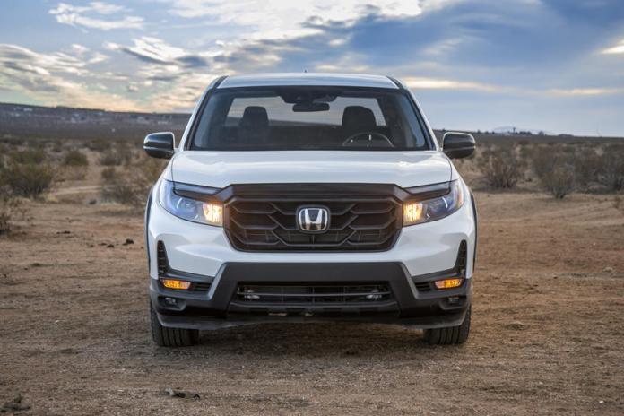 2021 Honda Ridgeline RT FWD