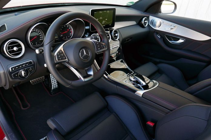 Features Of The Mercedes-AMG C63