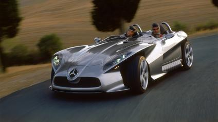 Crazy Mercedes Concept Car with Wobbly Wheels you Need to Know