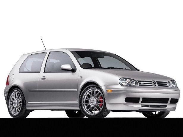 Volkswagen Golf Evolution Over The Years