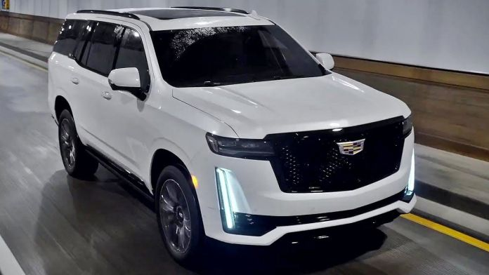 2021 Cadillac Escalade: Here's the Amazing Features You Need To Know
