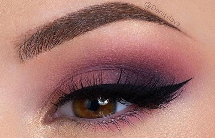 Here's Brown Eyes Makeup Tricks