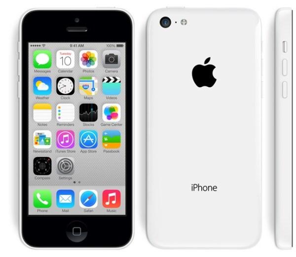 Refurbished Apple iPhone 5C 16GB Wit Zo goed als nieuw (5)