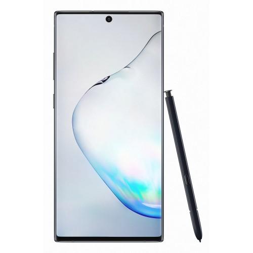Samsung Galaxy Note 10 Plus 256GB Aura Black met abonnement van T-Mobile