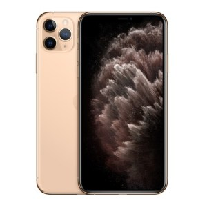 Apple iPhone 11 Pro Max 256GB Gold met abonnement van Ben