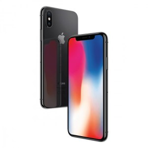 Apple iPhone X 256GB Refurbished Grade A Space grey met abonnement van T-Mobile