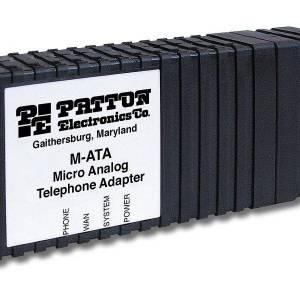 Patton Micro Analoge Telefoon Adapter (M-ATA)