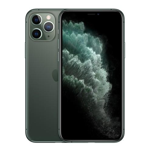 Apple iPhone 11 Pro 512GB Midnight green met abonnement van T-Mobile
