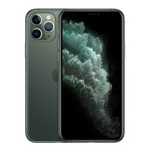 Apple iPhone 11 Pro 512GB Midnight green met abonnement van T-Mobile