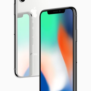 Apple iPhone X - 64GB - Silver - A Grade