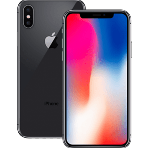 Apple iPhone X - 64GB - Space Grey - (Als nieuw) A+ Grade