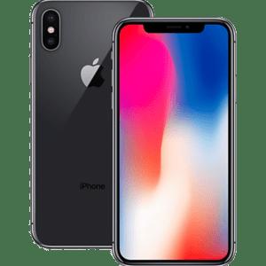 Apple iPhone X - 64GB - Space Grey - (Als nieuw) A+ Grade