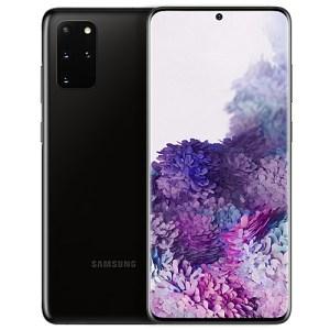 Samsung Galaxy S20 Plus 5G 128GB Cosmic Black met abonnement van T-Mobile