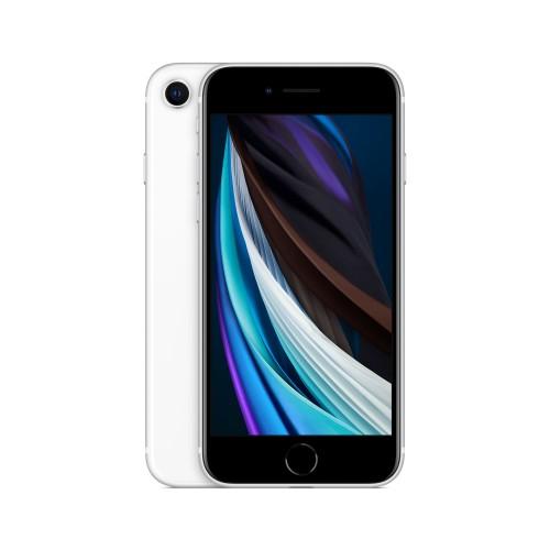 Apple iPhone SE 2020 256GB White met abonnement van T-Mobile
