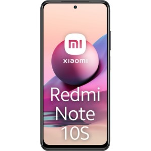 Xiaomi Redmi Note 10S 4G 64GB Grey met abonnement van Lebara