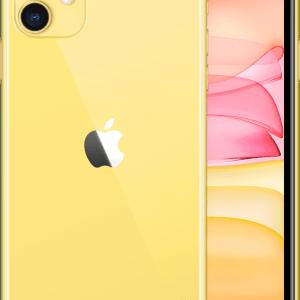 iPhone 11 | 64GB | Geel | Zo goed als nieuw