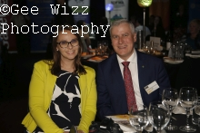 Lady & Hon Micheal McCormack MP