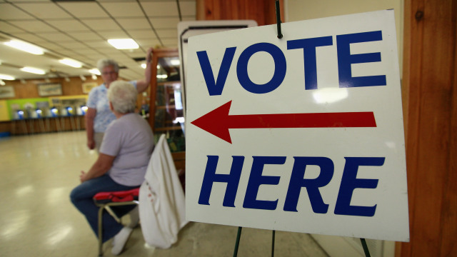 Wisconsin Voters Head To The Polls In Recall Election For Governorship