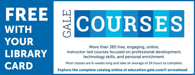 Free Online Courses Available Through Gale Courses Beloit