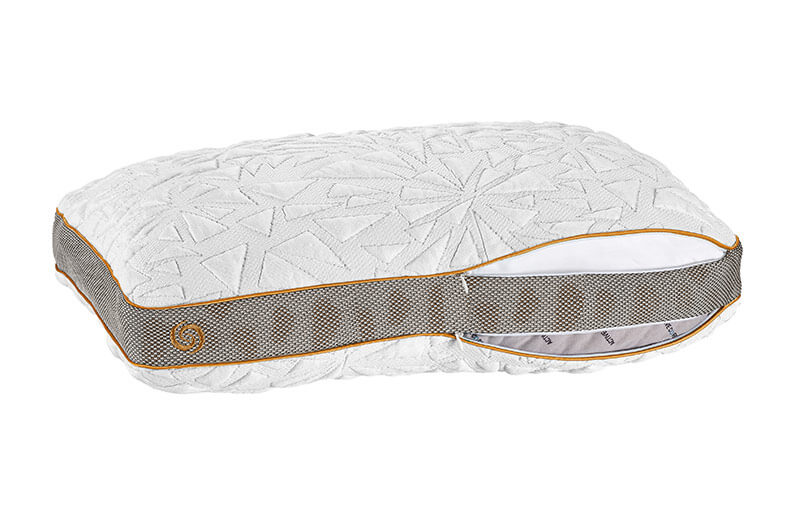 bedgear storm 2 0 performance pillow with removable cover