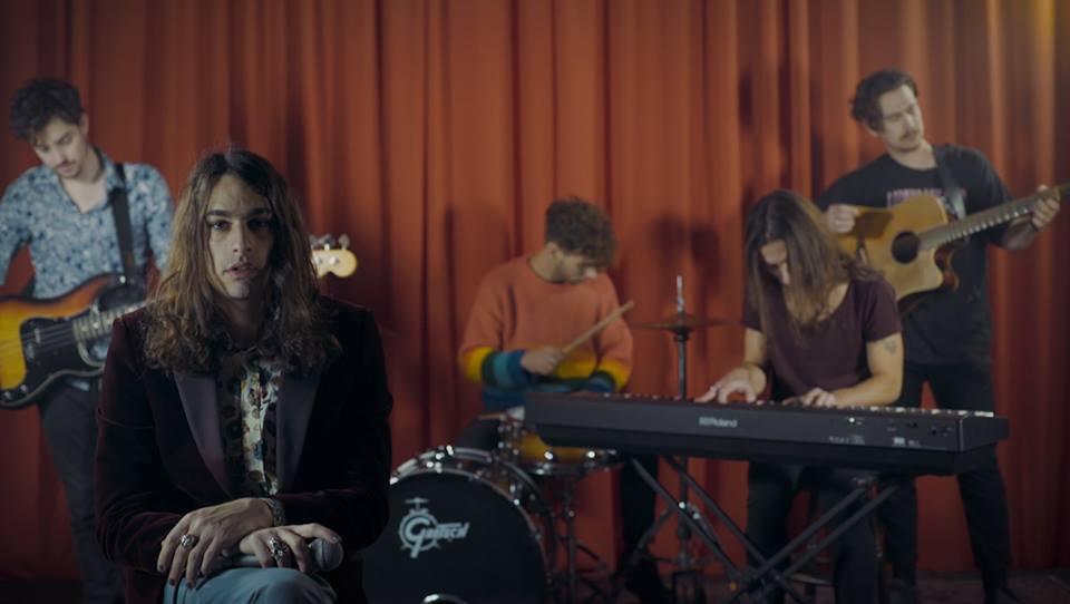 UK・ブライトンのサイケデリック・ロックバンド、ショート・ピープルがデビューシングルをリリース!