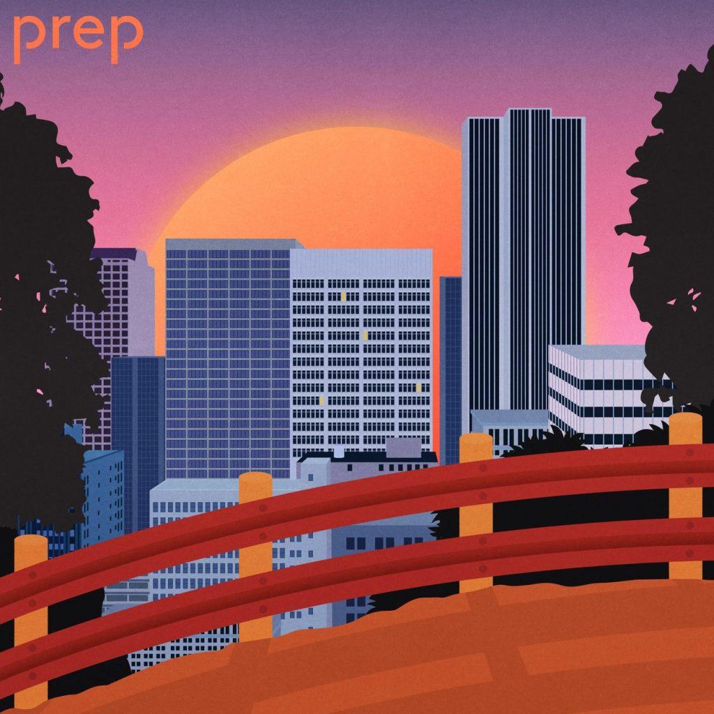 Prep新作アルバム『Prep』