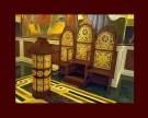 Трон - Саборни Храм Васкрсења Христовог - Подгорица