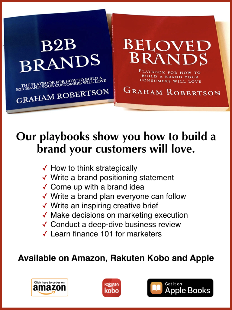 Beloved Brands and B2B Brands