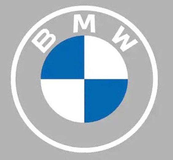 New BMW Logo