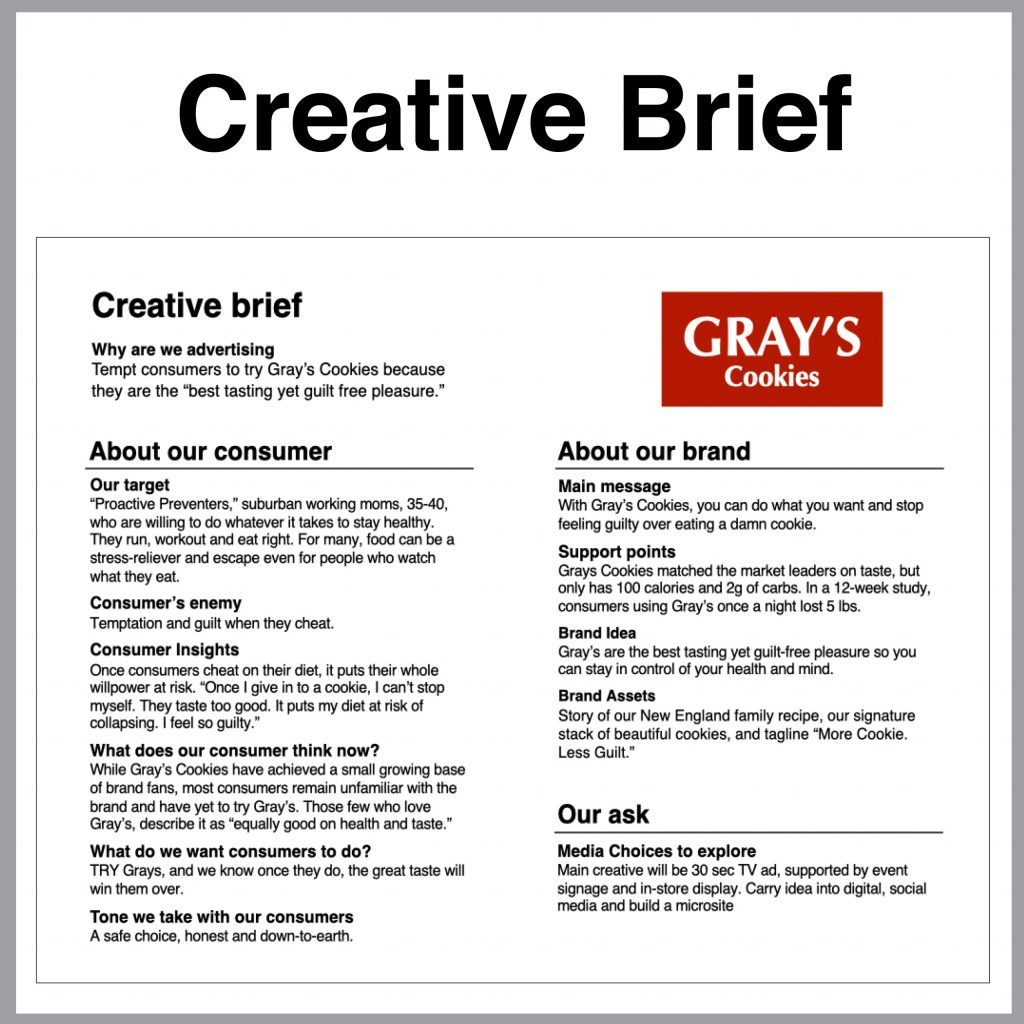 Toolkit creative brief